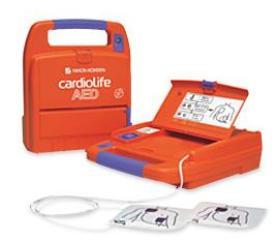 AED(自動体外式徐細動器)