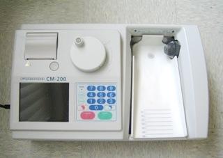 超音波骨密度測定装置